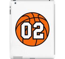 Basketball 02 iPad Case/Skin