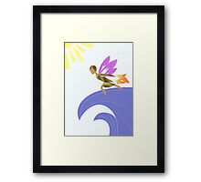 Elemental Fairy Framed Print
