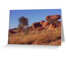 A Sense of Scale Greeting Card