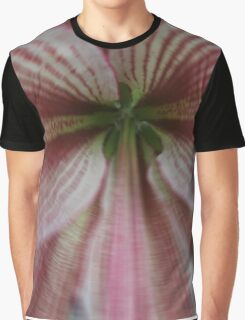 Radial Graphic T-Shirt