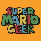 Super Mario Geek by tdx00