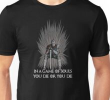 A Game of Souls Unisex T-Shirt