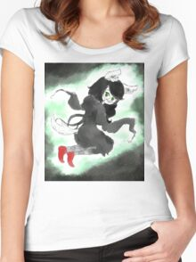 Jade Harley Women's Fitted Scoop T-Shirt
