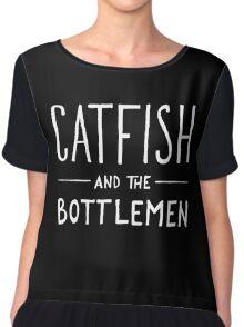 catfish and the bottlemen Chiffon Top