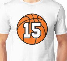 Basketball 15 Unisex T-Shirt