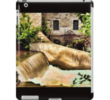 Vermillion Mill iPad Case/Skin
