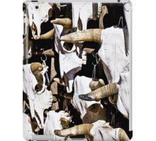Ipad Case - Cow Skulls iPad Case/Skin