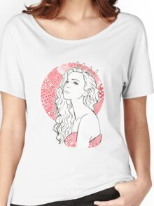 Scarlet Princess Women's Relaxed Fit T-Shirt