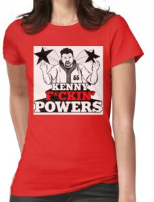 Kenny F*ckin Powers Womens Fitted T-Shirt