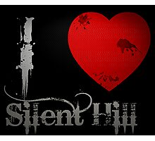 I Heart Silent Hill Photographic Print