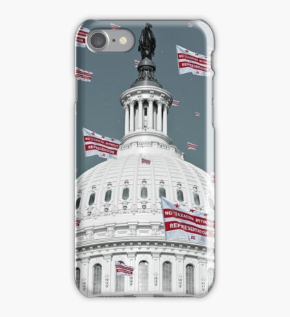 Storm of Protest iPhone Case/Skin