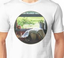 View From Kitchen Window Unisex T-Shirt