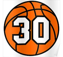 Basketball 30 Poster