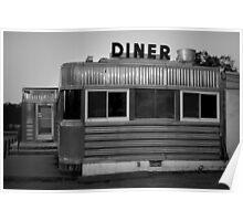 Mill Pond Diner I Poster