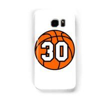 Basketball 30 Samsung Galaxy Case/Skin