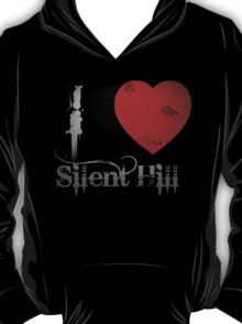 I Heart Silent Hill T-Shirt
