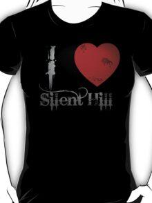 I Heart Silent Hill T-Shirt