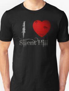 I Heart Silent Hill Unisex T-Shirt