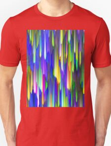 Colorful digital art splashing T-Shirt