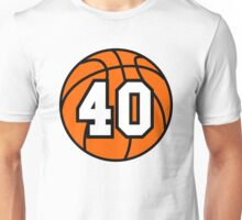 Basketball 40 Unisex T-Shirt