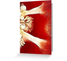 Red Hot Pepper Greeting Card