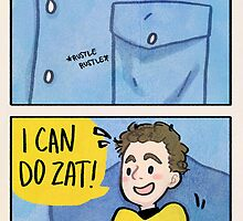 Pocket Chekov by catamancy