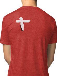 "Shikigami ""Paper birds"" - Spirited Away Tri-blend T-Shirt"