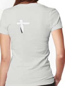 """Shikigami """"Paper birds"""" - Spirited Away Womens Fitted T-Shirt"""