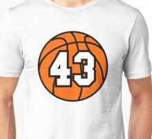 Basketball 43 Unisex T-Shirt
