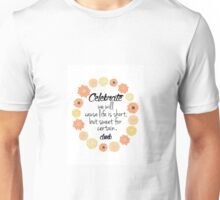 Crush Quotes Unisex T-Shirt