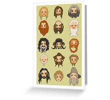Traveling Party Greeting Card