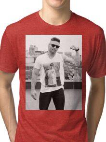 Julian Edelman Shirtsception Tri-blend T-Shirt