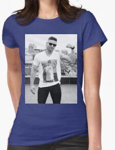 Julian Edelman Shirtsception Womens Fitted T-Shirt