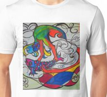 Jumping Fish Unisex T-Shirt