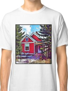 Little Red House Classic T-Shirt