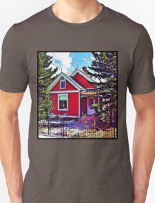 Little Red House Unisex T-Shirt