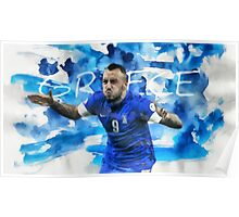 Brazil - World Cup 2014 (Greece) Poster