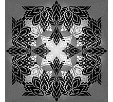 QuadraHexGasmDala V3 Photographic Print