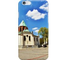 Gniezno City and Royal Cathedral, Poland iPhone Case/Skin
