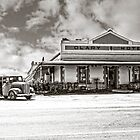 Olary Hotel, Barrier Highway, South Austraia by Normf