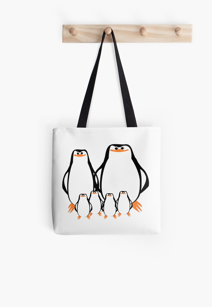 Penguin Family  by biglnet