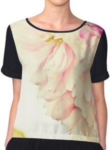 Love Blossoms Chiffon Top