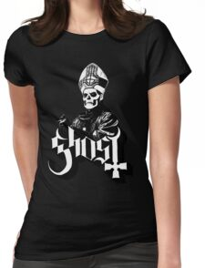 Papa Emeritus II (Ghost Ghost BC) Womens Fitted T-Shirt