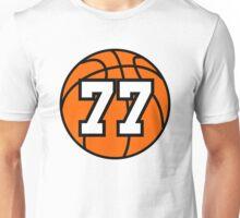 Basketball 77 Unisex T-Shirt