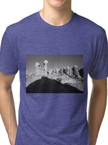 Arches NP IV BW Tri-blend T-Shirt