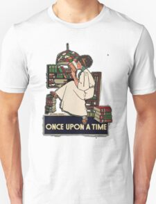 Once Upon A Time - Reading Fantasy T-Shirt