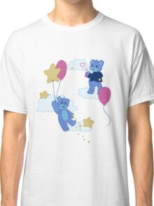 Bears and Clouds Classic T-Shirt