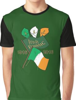 1916 Irish Centenary 2016  Graphic T-Shirt
