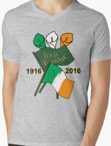1916 Irish Centenary 2016  Mens V-Neck T-Shirt