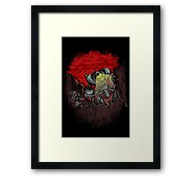 Differences Framed Print